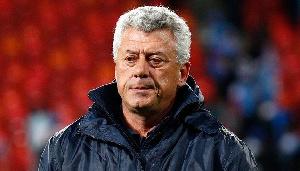 Hearts of Oak coach Kosta Papic