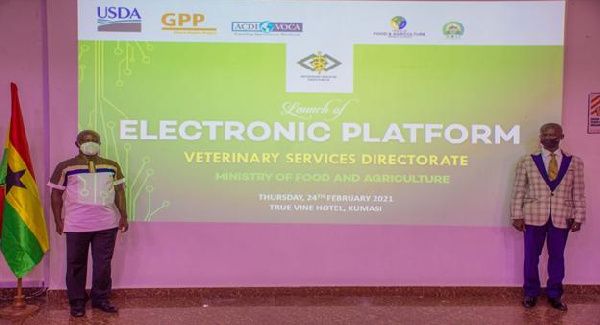 Veterinary Services Directorate launches electronic platform for disease reporting