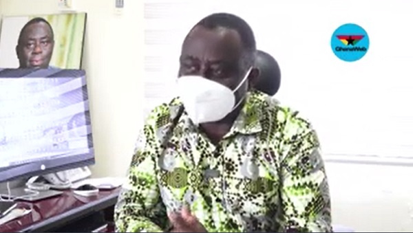Most Korle-Bu staff are manning other hospitals with coronavirus cases - CEO