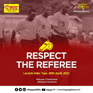 Respect The Referee33.
