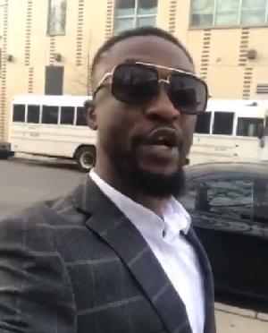 US-based Ghanaian social media influencer, Archipalago