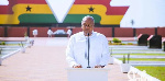 What Mahama said at the 9th wreath-laying ceremony for Atta Mills