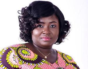 Margaret Ansei, former deputy campaign spokesperson, Mahama 2020 campaign
