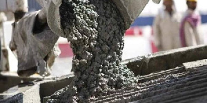 The total cement sales as measured by the volume of the product decreased by 3.9%