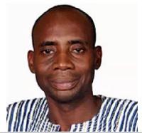 Dr Sagre Bambangi, a Deputy Minister-Designate for Agriculture