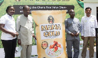 The organization seeks to support and continue the development of rice farming in Ghana