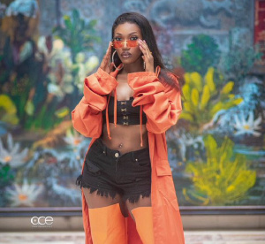 Wendy Shay is a Ghanaian singer signed under Ruftown Record label