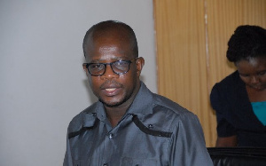 Dr. Michael Kpessah-Whyte