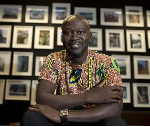 Architect of National Cathedral Sir David Adjaye openly declares gay ties
