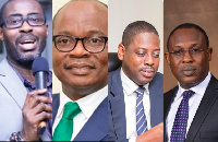 Guest speakers for the upcoming forum on Ponzi  schemes