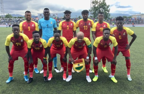 FIFA WC 2022 Qualifiers: Black Stars handed tricky draw