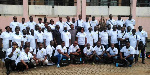 Members of the Obuasi Municipal Assembly