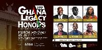 Ghana Legacy Honours 2017
