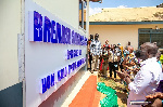 Ofoase Ayirebi MP provides first Medical Theatre to support first Doctor