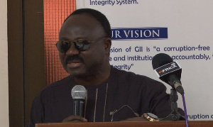 Dismissed CEO of Public Procurement Authority (PPA) - Adjenim Boateng Adjei