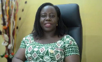 President of the Nursing and Midwifery Council Perpetual Ofori-Ampofo