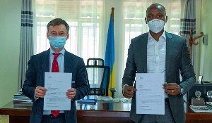 The project will be piloted in four districts across Rwanda