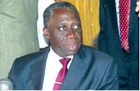 Senior Minister, Yaw Osafo-Marfo