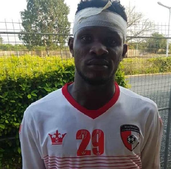WAFA live-wire Daniel Lomotey jets off to Tunisian to join unnamed club — Report