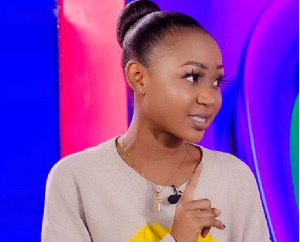 Actress Akuapem Poloo