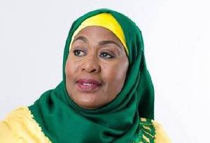 Samia Suluhu Hassan, new president of Tanzania