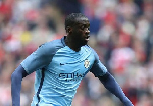 Toure joined Chelsea in 2010