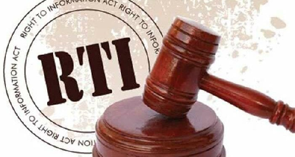 Today is the deadline for public institutions to submit annual reports - RTI Law