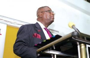 Professor Kwame Boasiako Omane- Antwi