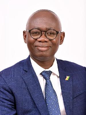 Director General Of The Ghana Education Service, Professor Opoku Amankwa.jpeg