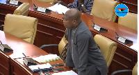 Samuel Okudzeto Ablakwa, Member of Parliament for North Tongu