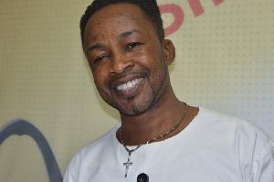 Ghanaian gospel artiste, Nicholas Omane Acheampong