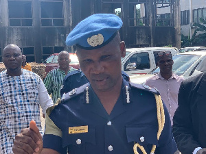 ACP Dr. Benjamin Agordzor has been accused of masterminding an alleged coup plot