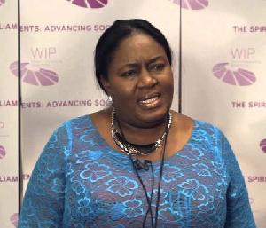 Irene Naa Torshie Addo MP