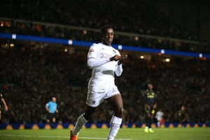 English born Ghanaian forward Eddie Nketiah