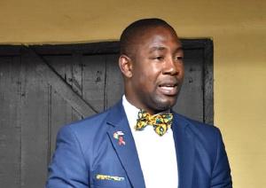 MP for Ledzokuku, Dr Oko Boye