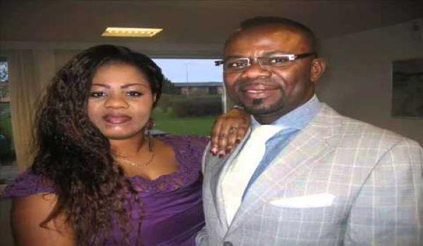 Obaapa Christy with her ex-husband, Pastor Hammond Love