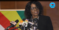 Attorney General and Minister for Justice, Gloria Akuffo
