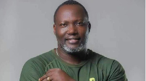 Bishop Bernard Nyarko