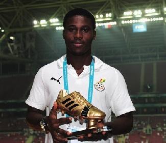Assifuah Golden Boot
