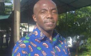 Dr. Kwame Adu Nsiah