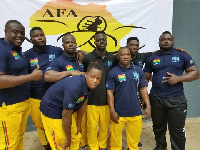 Ghana won 6 gold medals in day one of 2017 AFC
