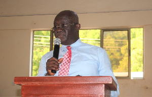 Joseph Kofi Adda, MP for Navrongo Central Constituency