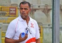 Former Asante Kotoko coach, Steve Polack