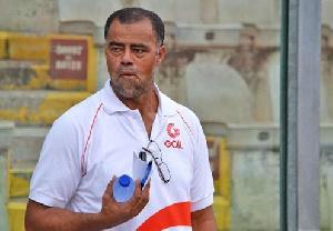 Steve Polack, Coach of Asante Kotoko