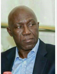 Captain (rtd) Edmund Kojo Koda
