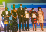 Hollard Insurance wins massively at the Chartered Institute of Marketing Ghana Awards