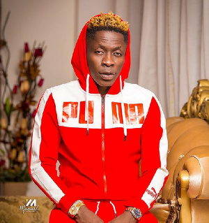 Shatta Wale was granted bail on Monday after spending after spending four days in prison