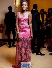 Actress Fela Makafui