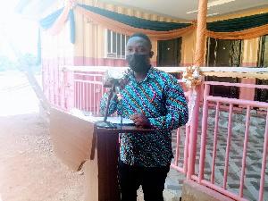 Solomon Tetteh Appiah, MCE, Kpone-Katamanso Municipal Assembly