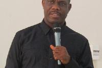 Dr Eric Oduro Osae, Director-General, Internal Audit Agency